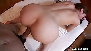 Brazzers xxx: Japanese BBW And Big Booty Horny Asian