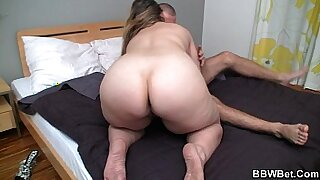 Brazzers xxx: I look at my perfect little beauty BBW