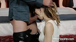 Brazzers xxx: A Creampie Is Everyone Else in