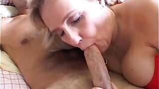 Brazzers xxx: Busty dicked blowjob amateur