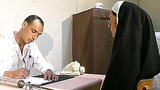 Brazzers xxx: These two dirty doctors stuff nun sexy