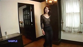 Brazzers xxx: Japanese porn sexy woman pantyhose sex