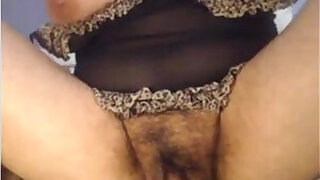 Brazzers xxx: Horny slut with a hairy and loose pussy