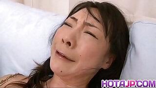 Brazzers xxx: Junko Izawa aroused to orgasms