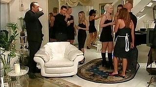 Brazzers xxx: Group with sluts