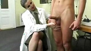 Brazzers xxx: Busty Medical Captain enjoying new recuits cum shower