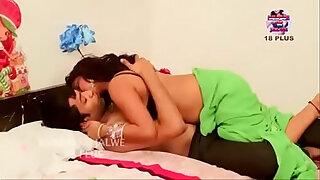 Brazzers xxx: Desi bhabi aunty romantic fuck with boyfriend