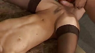 Brazzers xxx: Flexible gymnast gets fucked
