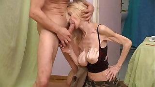 Brazzers xxx: granny year fuck