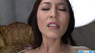 Brazzers xxx: Perfect Japanese masturbation show with Sera Ichijo