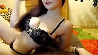 Brazzers xxx: Sexy Brunette Babe Strips on Cam