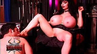 Brazzers xxx: Mistress Rhiannon has a lucky slave