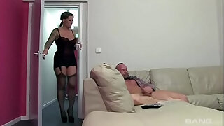 Brazzers xxx: Hot British Sluts Get Their Pussies Filled W Spunk