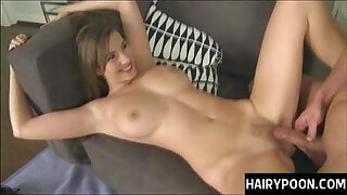 Brazzers xxx: Gorgeous girl with curvy huge natural big tits gets rammed