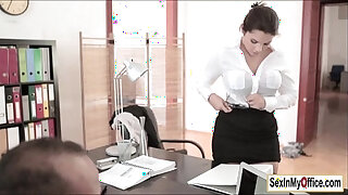Brazzers xxx: Wet and wild sex with secretary valentina nappi and her boss