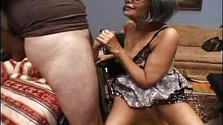 Brazzers xxx: Hey my grama is a whore