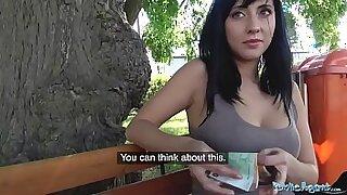 Brazzers xxx: Videos of Babes Devouring Homeless Ass In Public Car