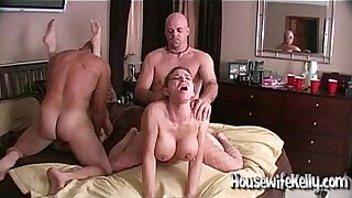 Brazzers xxx: Australian Fucked by His Wife Couple But So Much More