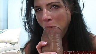 Brazzers xxx: Ebony Chick Loves Hard Cocks