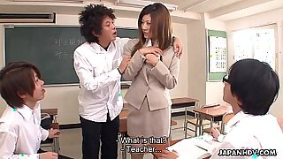 Brazzers xxx: Kimberly Gets Pounded by her Teachers Cock