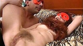 Brazzers xxx: Amateur Hairy Redhead Rough Sex