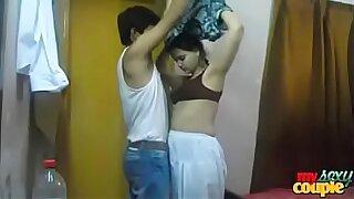 Brazzers xxx: Indian Naughty Young Girl Shying Fucked