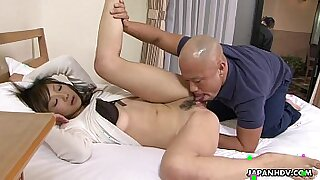Brazzers xxx: Japanese whore caught asian younger dude Bitch gets fucked